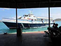 Travel-Ferry