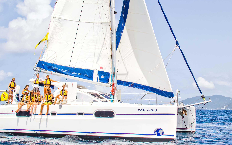 Ocean 68-Day | Sail Caribbean